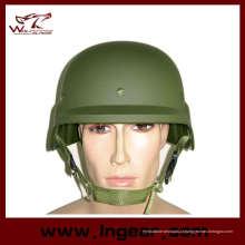 Exército tático M88 capacete Airsoft capacete capacete Pasgt capacete de segurança militar