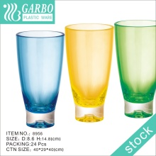 556ml PC Plastic Juice Cup 8956