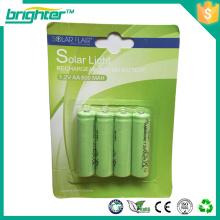 Батарея AA NiMH Стандартное использование батареи и электрический тип