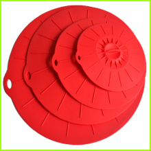 Muti-fuction Use Fashionable Flexible Lovely Silicone Lid