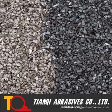 SAE Standard Steel Shot for Sandblasting Auto Parts Surface Polishing Marble Cutting