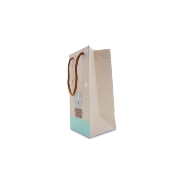 Cartoon paper craft gift bag