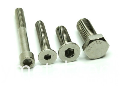 Stainless T bolts
