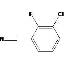 3-Chloro-2-Fluorobenzonitrile N ° CAS 94087-40-8