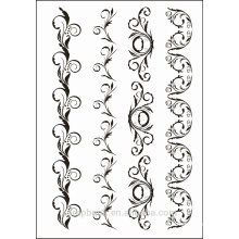 2016 hangzhou yiwu new hot wholesale clear stamps for paper making scrapbook