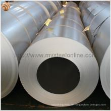 ASTM, GB, JIS Standard verzinkter Stahl in Spule und Streifen
