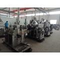 Máquina cizalladora punzonadora de acero CNC