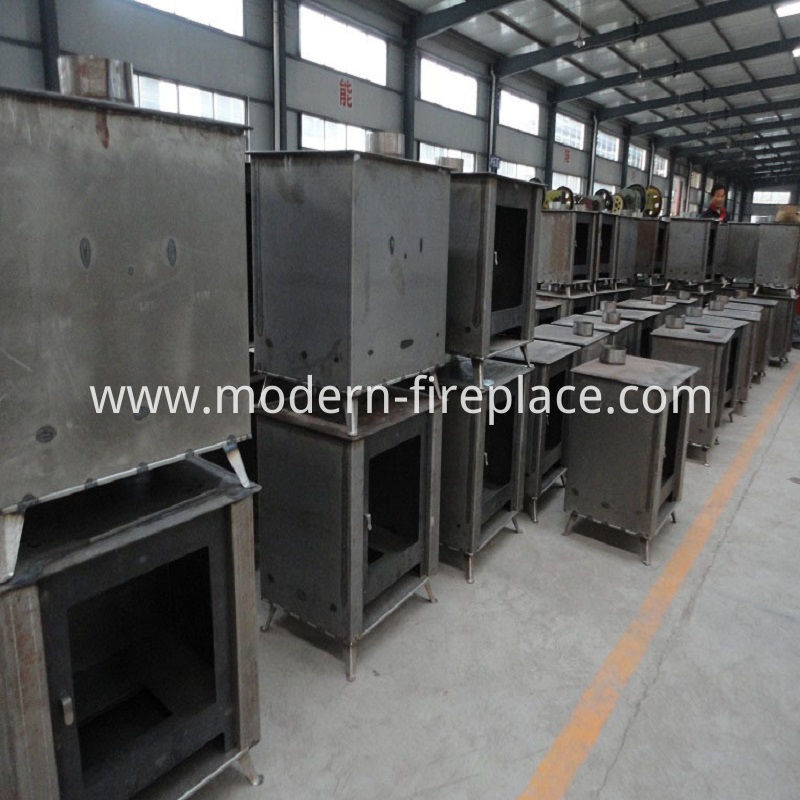 Wood Stoves Shops Production