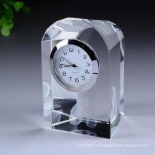 Изысканные Стеклянные Часы Ручной Работы Хрустальный Глобус Часы