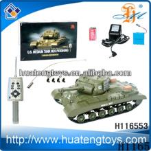 Henglong 3838-1 version de mise à niveau 1/16 échelle 2.4G US MEDIUM TANK M26 PERSHING