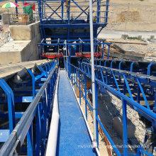 Ske Belt Conveyor in Coal Wharf Transportation System