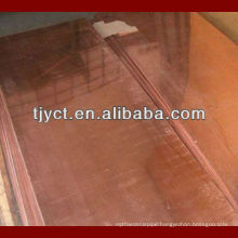 T2 2mm polished bright copper sheet and plate