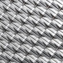Malla de alambre decorativo de acero inoxidable (Baroda) Gr-316