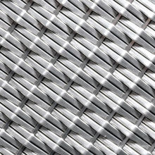 Aço Inoxidável Decorativo Wire Mesh (Baroda) Gr-316