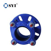 EN 14525 ISO 2531 EN 545 EN598 Ductile Iron Universal Flexible Flange Adaptor