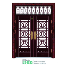 Porte d'entrée contemporaine entrée porte porte en acier