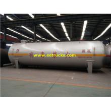 60cbm 35ton wasserfreie Ammoniak-Aufbewahrungs-Kugeln