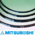 Mitsuboshi Belting durable e-POWER heat resistant v-belt for any kinds of machines. Made in Japan
