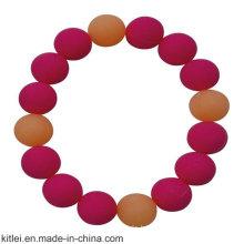 Art- und Weiseweihnachtsförderungs-Geschenk-PlastikWristband