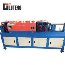 New metal straightening and cutting machine
