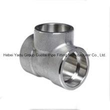 Professional Stainless Steel Socket Tees