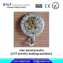 Bijouterie en alliage de zinc en métal