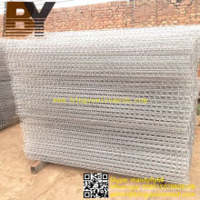 Hot-Dipped Galvanized Double Circle Wire Fence