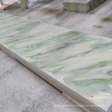 Decorative Material Acrylic Resin Light Translucent Stone Panel Solid Surface Sheets