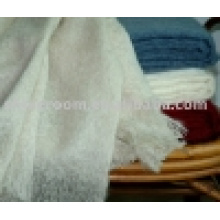 Mohair Throw, Wool Throw, Throw