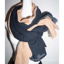 Fashionable High Quality Custom Design 100% Cotton Scarf