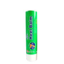 Tubo cosmético biodegradable del talón de los envases cosméticos del tubo plástico 70ml