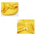 Собаки Кошки Стильные толстовки с капюшоном из мультфильмов Хлопок Одежда для домашних животных