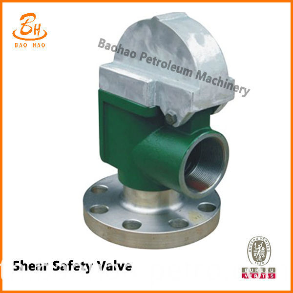 Shear Safety Valve2