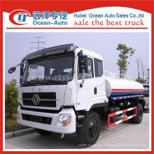 Dongfeng 10000liters nuevo camión cisterna de transporte de agua