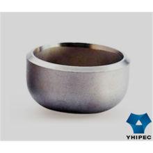 Alloy Steel Cap Pipe Fittiindustryng auf Gas und Öl