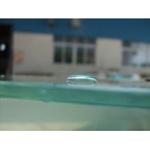 Нанометр покрытие легко чистить Temperted стекло для душевой кабины