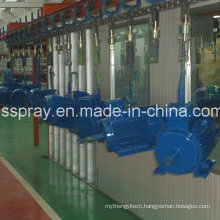 High Quality Color Coating Line for Electrical Machine
