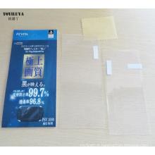 Avant et Arrière LCD Films de Protection Sensitive Tactile Anti-Rayures Protecteur D'écran Pour Sony Pour PS Vita PSV1000
