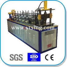 Passed CE and ISO YTSING-YD-6668 Automatic Control Steel Angle Making Machine