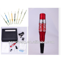 Eyebrow and lip tattoo gun professional handmade tattoo pen