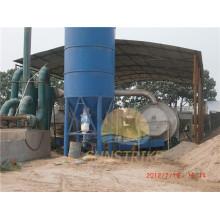 Nuevo tipo diseño sílice arena secadora con el buen secado de producto
