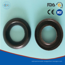 Low Pressure Chevron Seal with Reinforced Cotton Fabric Rubber Sealing