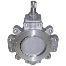 Double Offset Butterfly Valves-Pn25