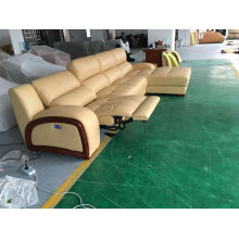 L Shape Modern Recliner Sofa (724)