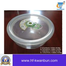 Высококачественное прозрачное стекло с пластиковой крышкой Kb-Jh06093