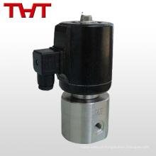 Válvula de solenóide de alta pressão de 12v dc