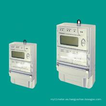 Dtsd2800 Medidor de electricidad multifunción trifásico