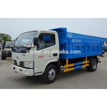 DFAC mini versiegelter Müllsammelwagen aus Originalfabrik