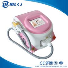 Venta caliente Elight para el cuidado facial con máquina de eliminación de vello 2000W Elight