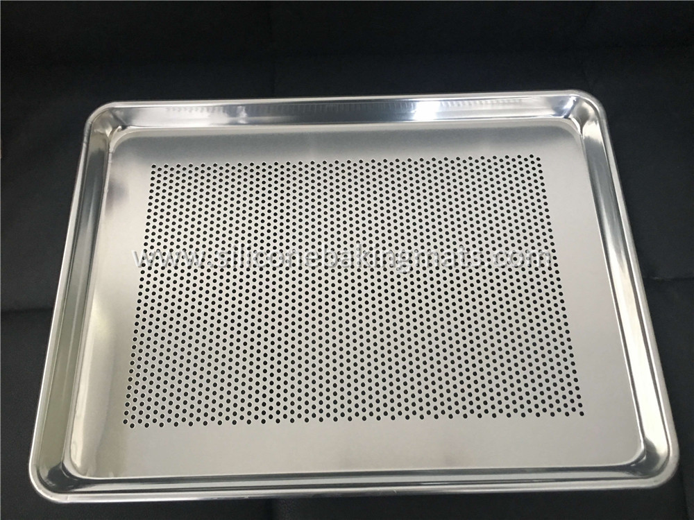 Custom Aluminum Baking Pan